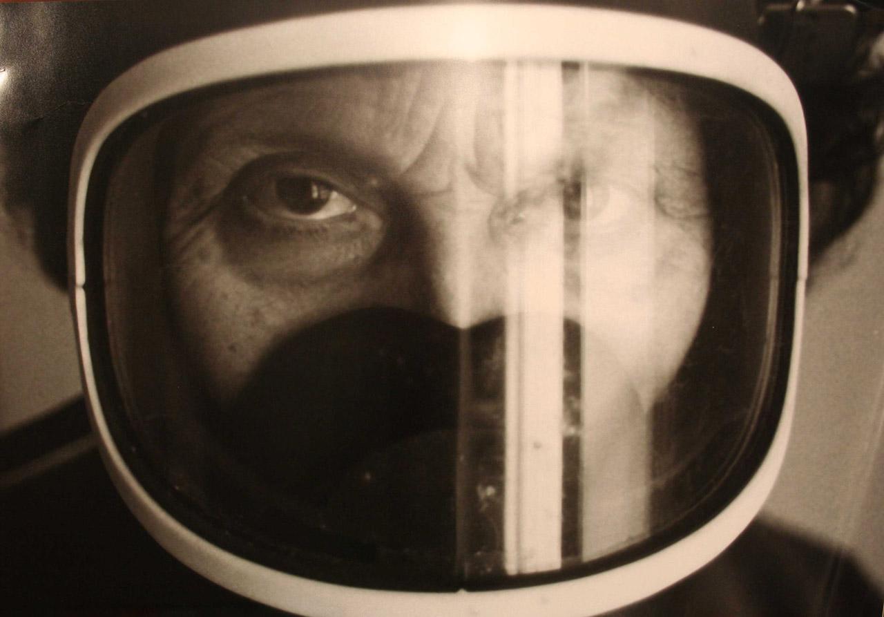 Portrait of my Mother - Dimitra Chanioti