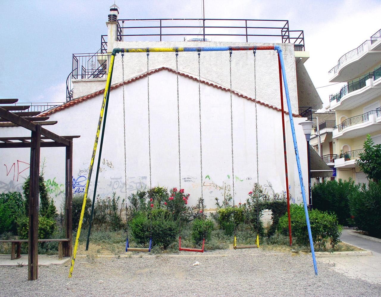 Playground VI - Dimitra Chanioti