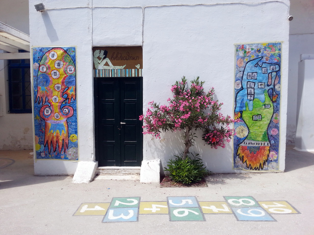 Paros Art School - Dimitra Chanioti