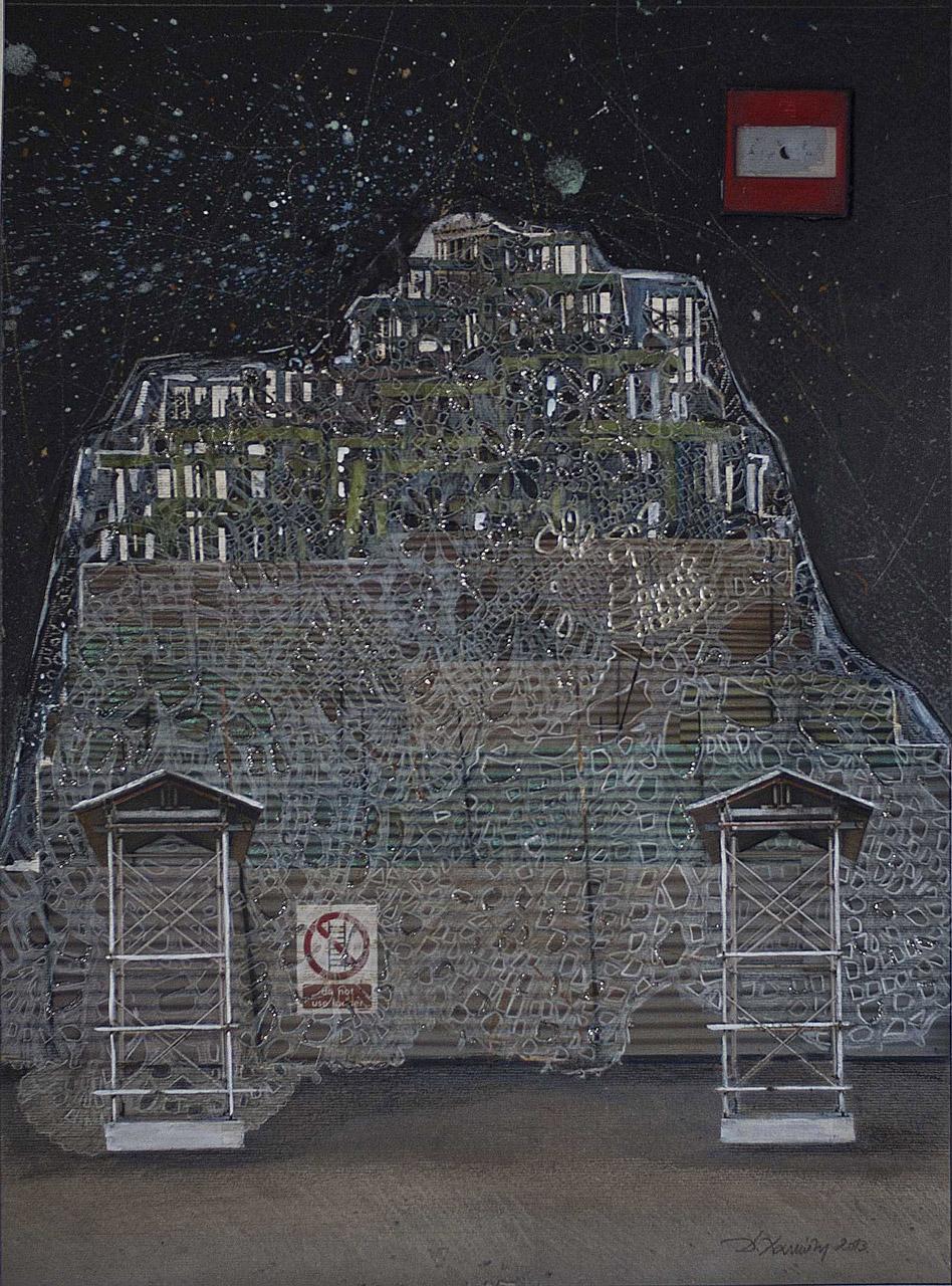 Sleeping City - Dimitra Chanioti